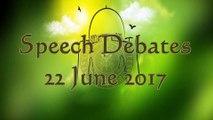 Speech and Debates PGMS
