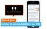 Pas à pas - Limiter le suivi publicitaire sur iOS - Orange