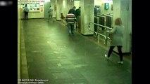 Sa cigarette électrique explose dans son sac à main dans le métro