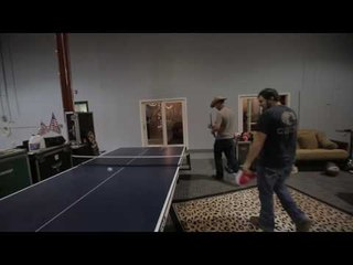 Way Of Life (Webisode 19) - Extreme Ping Pong
