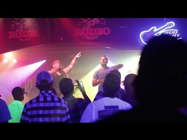 Tommy Chayne - Midnight Rodeo in Mobile, AL (Glowstick Party)