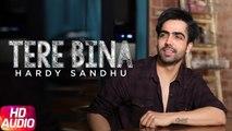 Tere Bina Full Audio Song Hardy Sandhu - Jaani - Kumaar - New Punjabi Songs 2017