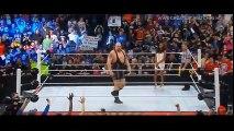 WWE Roman Reigns Vs Big Show - Last Man Standing - Brutal Match - WWE Extreme Rules - HD