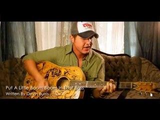 Boom Boom- Devin Burris Acoustic