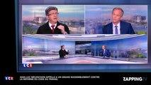 Jean-Luc Mélenchon appelle à un grand rassemblement contre la réforme du code du travail (vidéo)