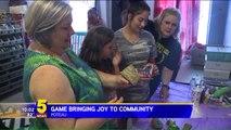 Rock Scavenger Hunt Brings Joy to Small Arkansas Town