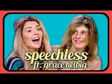 SPEECHLESS ft. GRACE HELBIG: Hosted by Carly Fleischmann