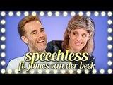 SPEECHLESS ft. James Van Der Beek: Hosted by Carly Fleischmann