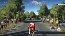 Levie - Descent, challenge, gold, descente, or, cycling, cyclisme, sport, PS4, Xbox One, PC
