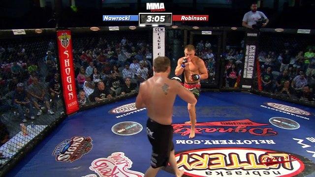 Dynasty Combat Sports 18 - Troy Nawrocki Vs. Tower Robinson