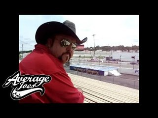 Colt Ford-photo shoot at Nashville Fairgrounds Speedway