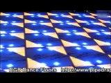 RGB dance floors,led light dance flooring for wedding events