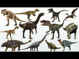 Jurassic Hunters Dinosaurs | Learn Dinosaurs Names and Sounds Part 2 | Fun Toddler