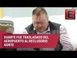 Detalles de la extradición de Javier Duarte a México