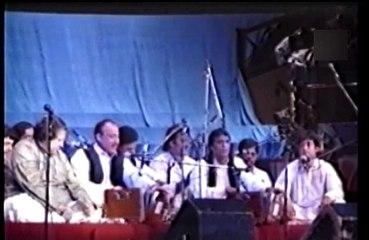Akhiyan Udeek Diyan Dil Waajan Maar Da Nusrat Fathe Ali Khan Qawwali Part 3