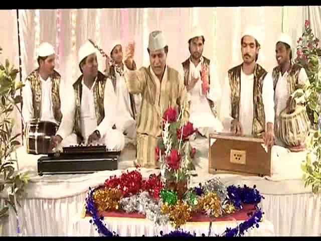 Ya Khwaja Piya Azmari Kab Jholi Qawwali
