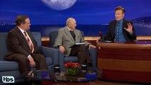 Carl Reiner Is A Big Fan Of CONANs Nut Spoon Sketch CONAN on TBS