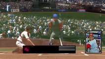LUIS GONZALEZ IS THE HERO IN THE DEBUT GAME!! MLB The Show 17 Diamond Dynasty