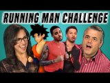 Adults React to Running Man Challenge Vine Compilation (ft. SING IT! Cast)