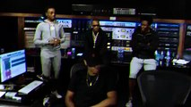 T.I.P. and Quavo Baller Alert with Brandon Marshall | Champs Sports: The Moment