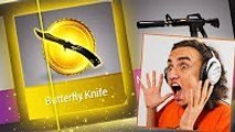 KWEBBELKOP-WORLD'S BEST CSGO CRATE OPENING EVER! (Counter-Strike Global Offensive Funny Moments)