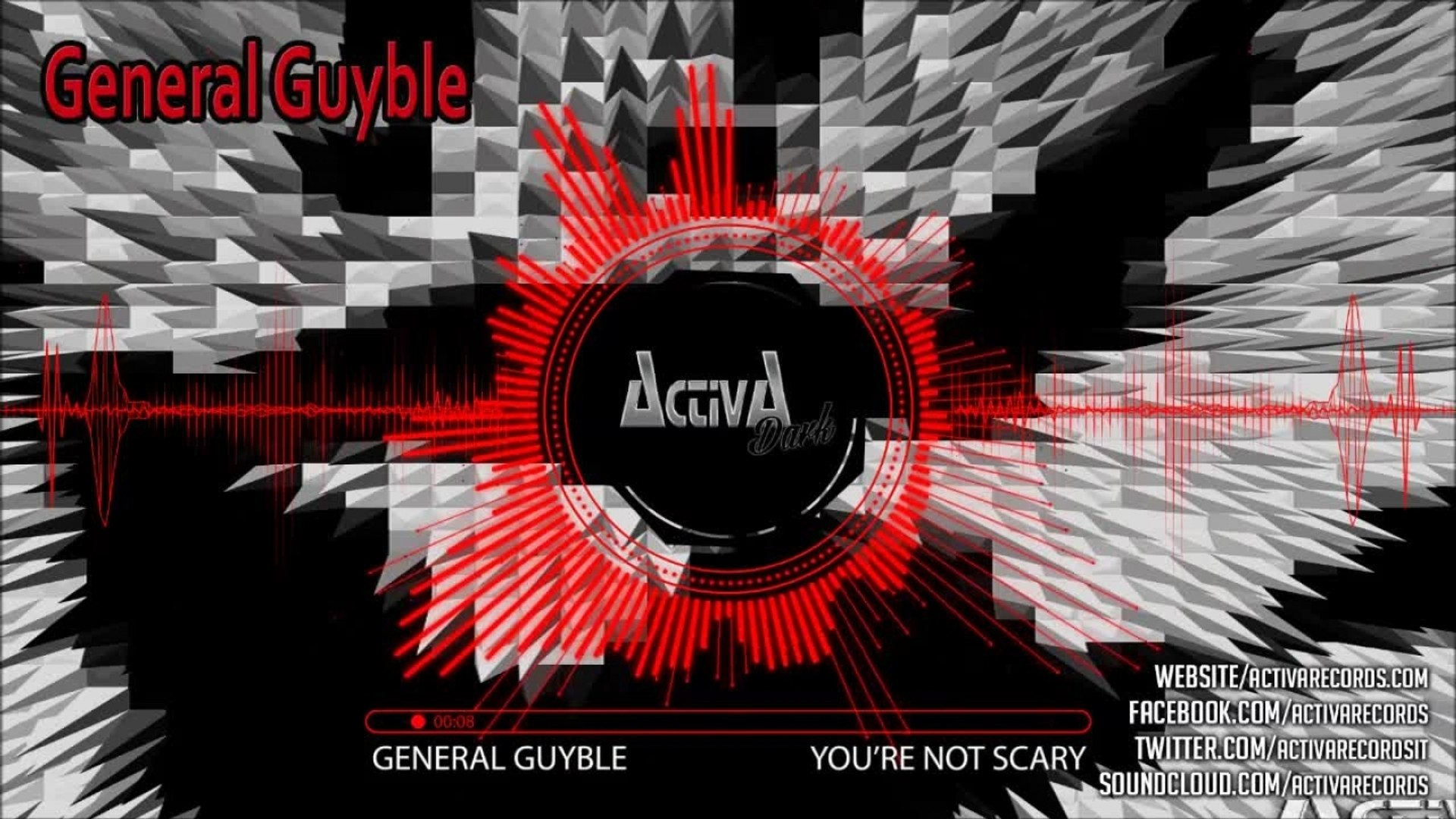 General Guyble - You're Not Scary (Original Mix) - Official Preview (Activa Dark)