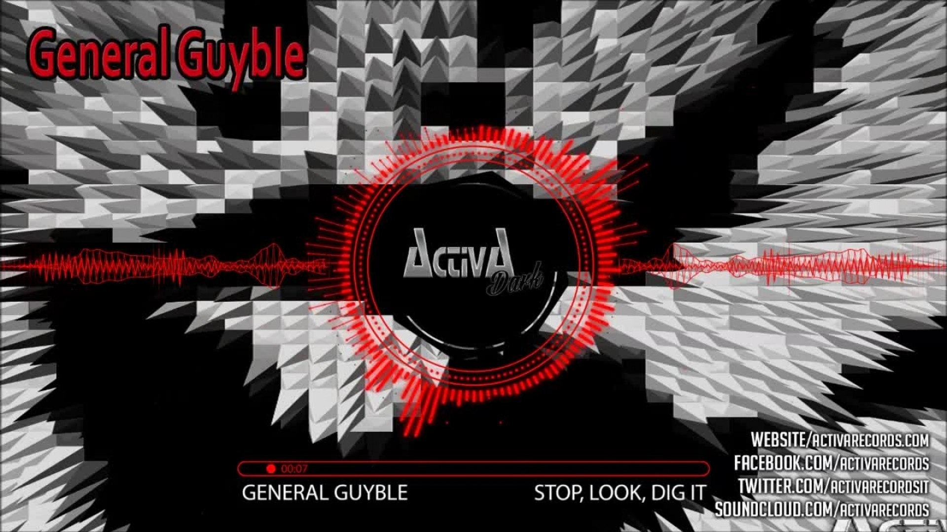 General Guyble - Stop, Look, Dig It (Original Mix) - Official Preview (Activa Dark)