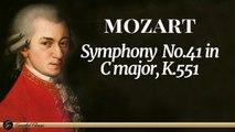 Orchestra da Camera Fiorentina - Mozart - Symphony No. 41 K. 551 | Classical Music