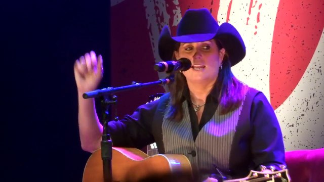 Terri Clark Goes Bra Shopping In Medicine Hat