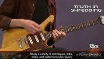 Paul Gilbert    Truth about Shredding