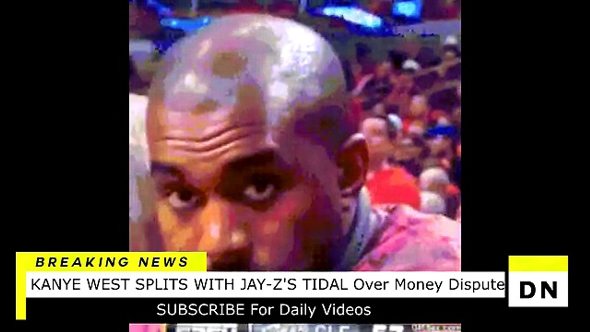 Kanye West LEAVES Jay Z Tidal Over 444 Diss on Kill Jay Z and Money Dispute