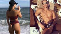 Kourtney Kardashian Flaunts Her Perfect Bare Butt & Tempts Younes Bendjima