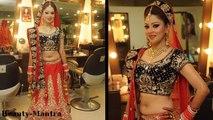 Beau de mariée mariées pour Indien maquillage tutoriel mariage |