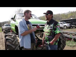 SlimeTime (Matt Bonnette) - Pre-Race Interview at Rush Offroad Park (2015)