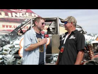 8 Up (Robby Armstrong) - Pre-Race Interview at Rush Offroad Park (2015)