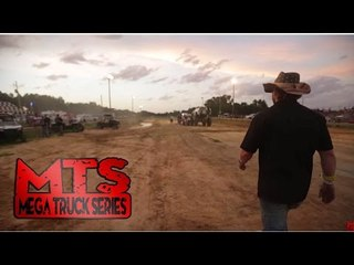 Mega Truck Series - Twitty's Mud Bog Highlight Reel