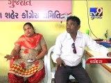 Vadodara : Builder alleges congress lady councilor for extortion, councilor cries foul play-Tv9