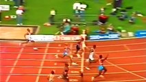 Michael Johnson vs Carl Lewis on 200m (3 Race Face to Face!)