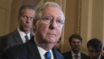 Mitch McConnell says Senate will try to repeal Obamacare