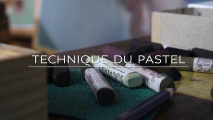 Technique du pastel - Musée du Louvre