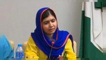 In Nigeria Malala promuove l'istruzione dei bambini