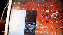 Comment mettre des fichiers vidéo ou de la musiques dans le disque dur de la FReeBOX