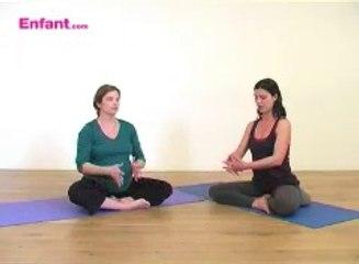Yoga prénatal : travailler le périnée