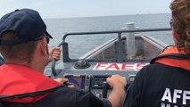 """Opération """"sécurité en mer"""" avec les Affaires Maritimes à bord du Cyrus"""