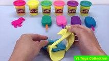 Et enfants pâte Canard léléphant pour amusement amusement enfants moules souris jouer éclat avec