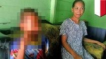 Polisi menghajar seorang anak SD di sekolah - TomoNews