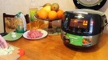 Dans le de avec viande savoureuse casserole de pâtes recette cocotte gratin multivarka macaronis