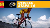 Revista: Thomas Voeckler, goodbye to the Tour - Etapa 16 - Tour de France 2017