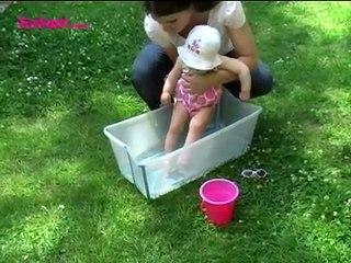 Prévenir le coup de chaleur chez bébé