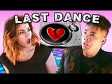 LAST DANCE (Last Moments of Relationships #27)